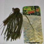Hopit Football Jigs - Lead