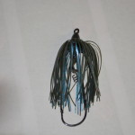 Plowboys Grass Wood Jigs - Lead