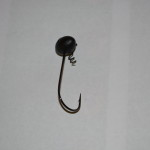 Hopit Shaky Football and Flathead Head Jigs - Lead