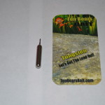 Ten Bears Bait Tungsten Skinny Drop Shot Weights